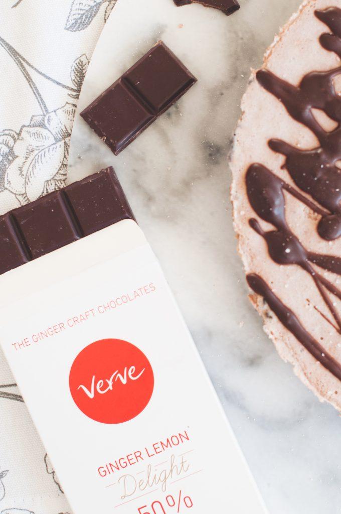 Сурова торта и шоколад Verve