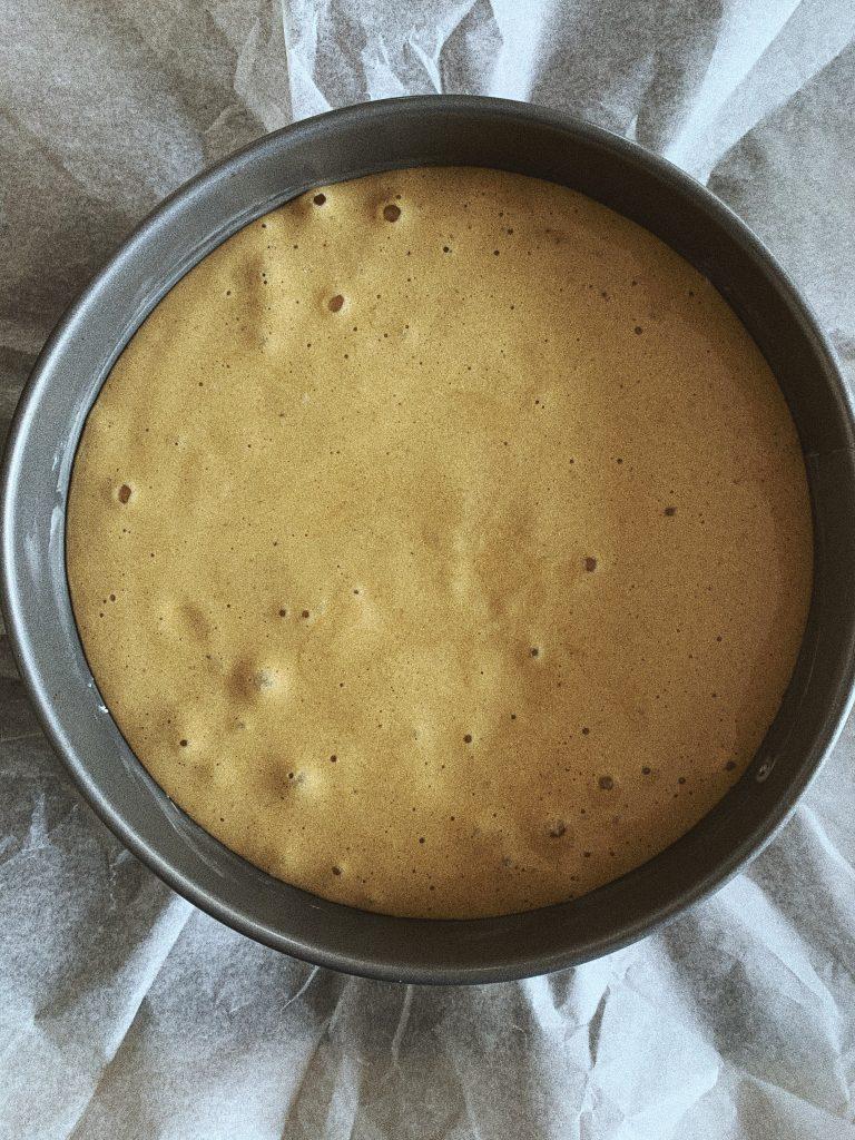 Тесто за блатове на торта