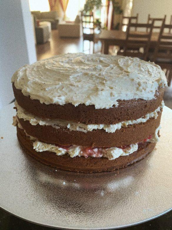 Декориране на торта