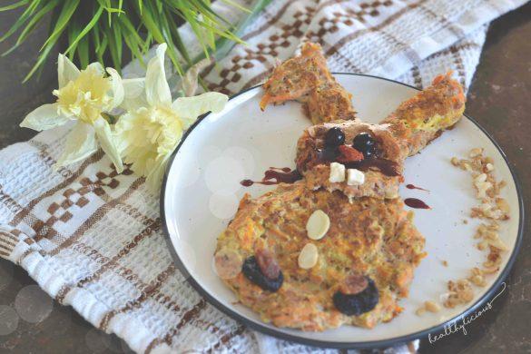 Палачинки за Великден като заек