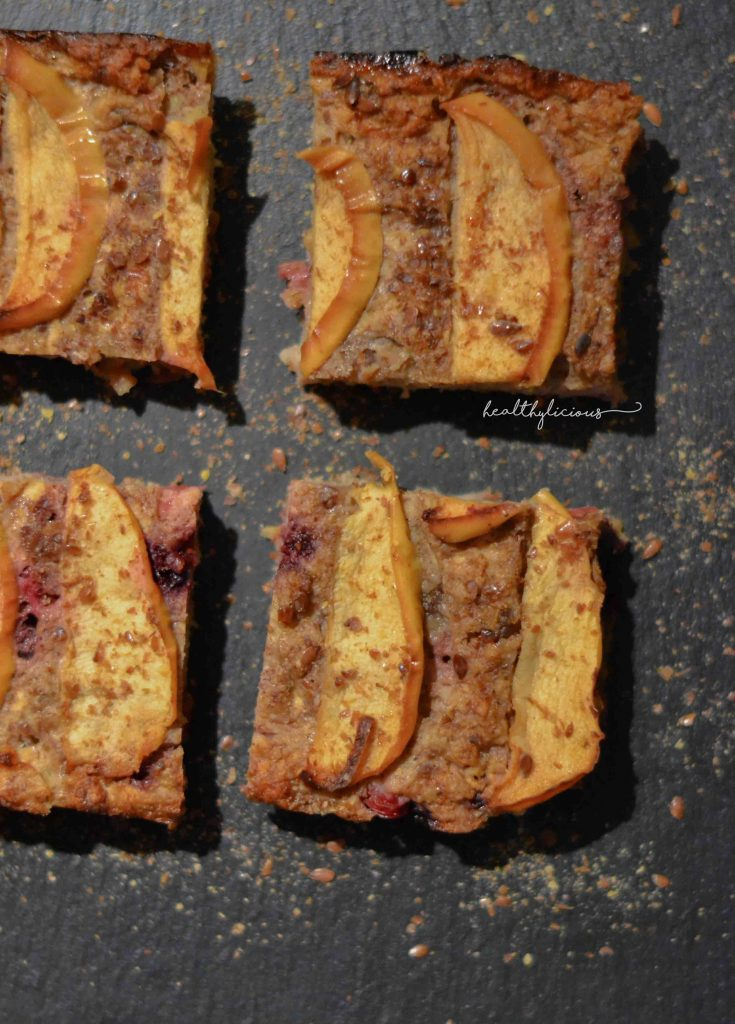 Ябълков десерт