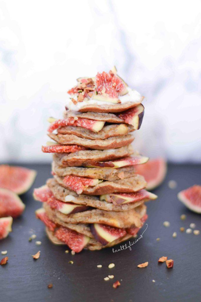 Палачинки със смокини