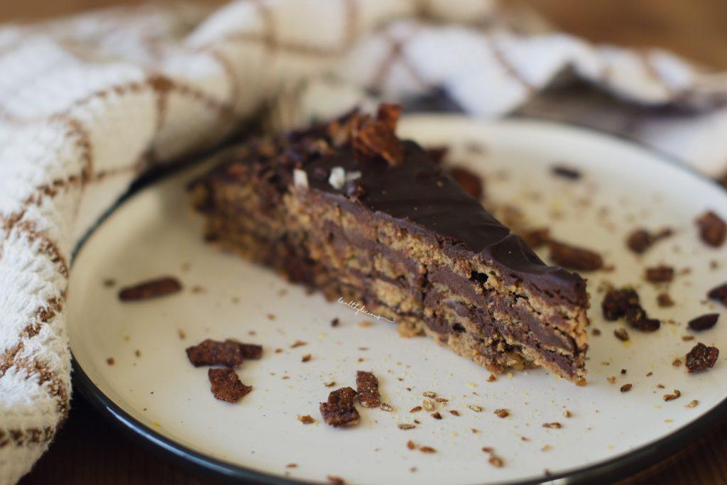 Торта Гараш отблизо