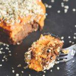 Тиквен десерт с конопени семена