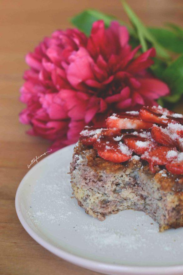 Кексче с ягоди