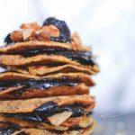Тиквени палачинки с мармалад