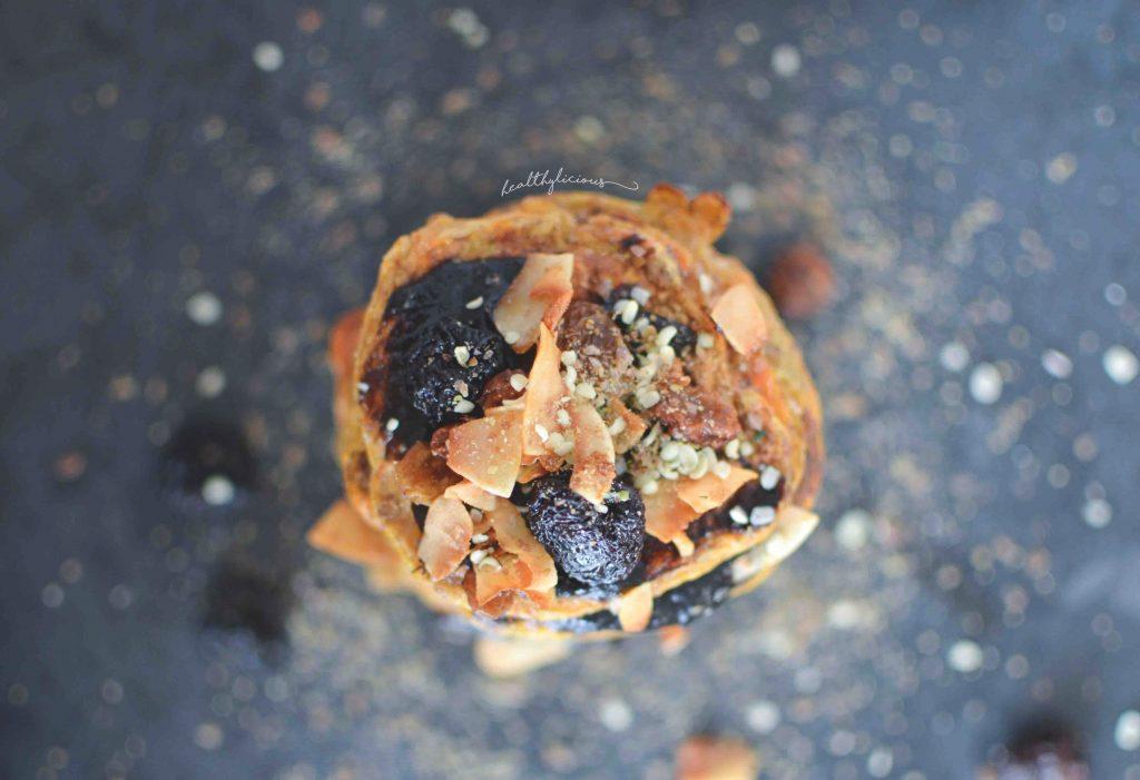 Палачинки с мармалад