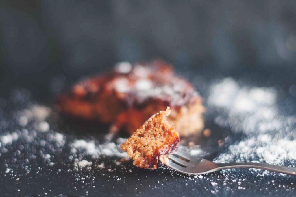 Хапка сладкиш с кайсии