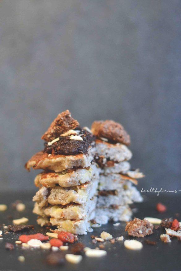 Палачинки с лукума и шоколад