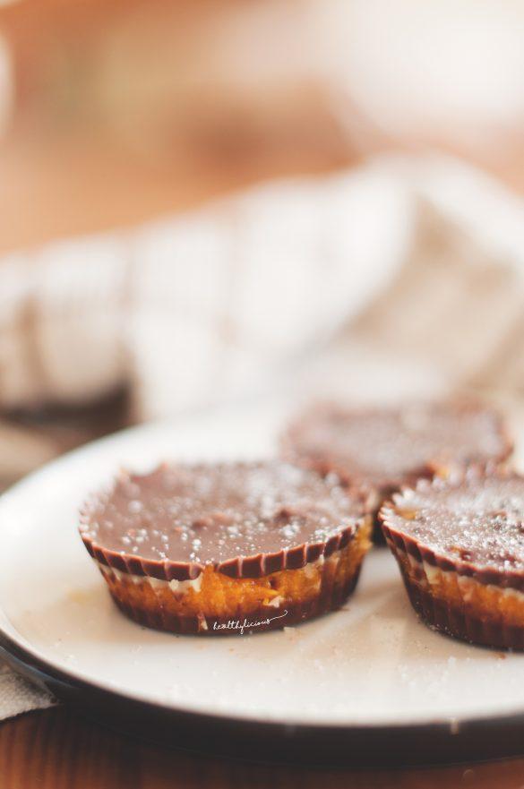 Сурови веган шоколадови хапки с тиква