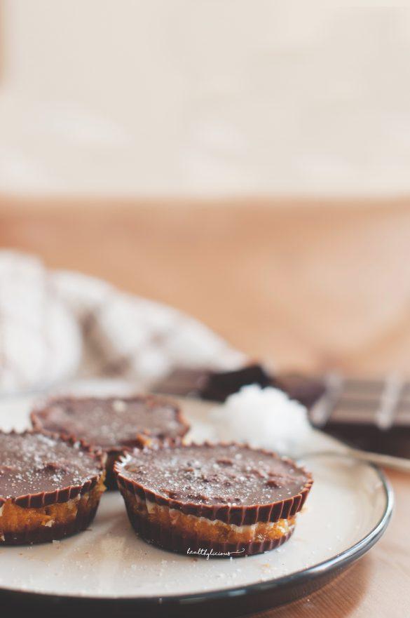 Сурови шоколадови хапки и кокосово масло