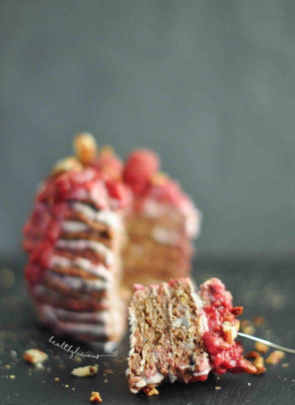 Палачинки червено кадифе