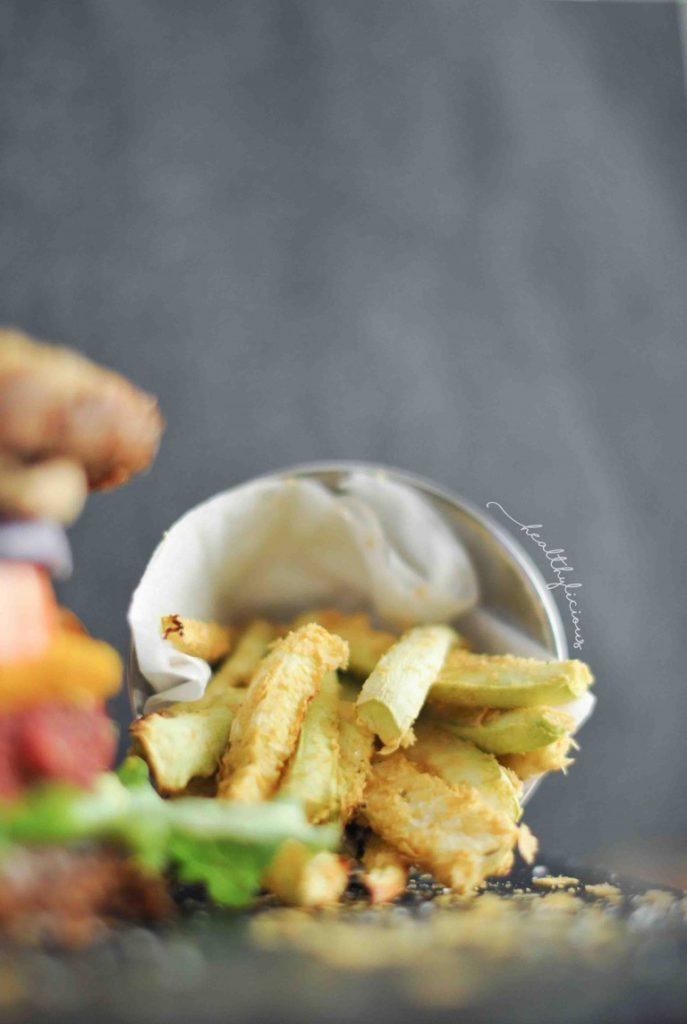 Картофки от тиквички