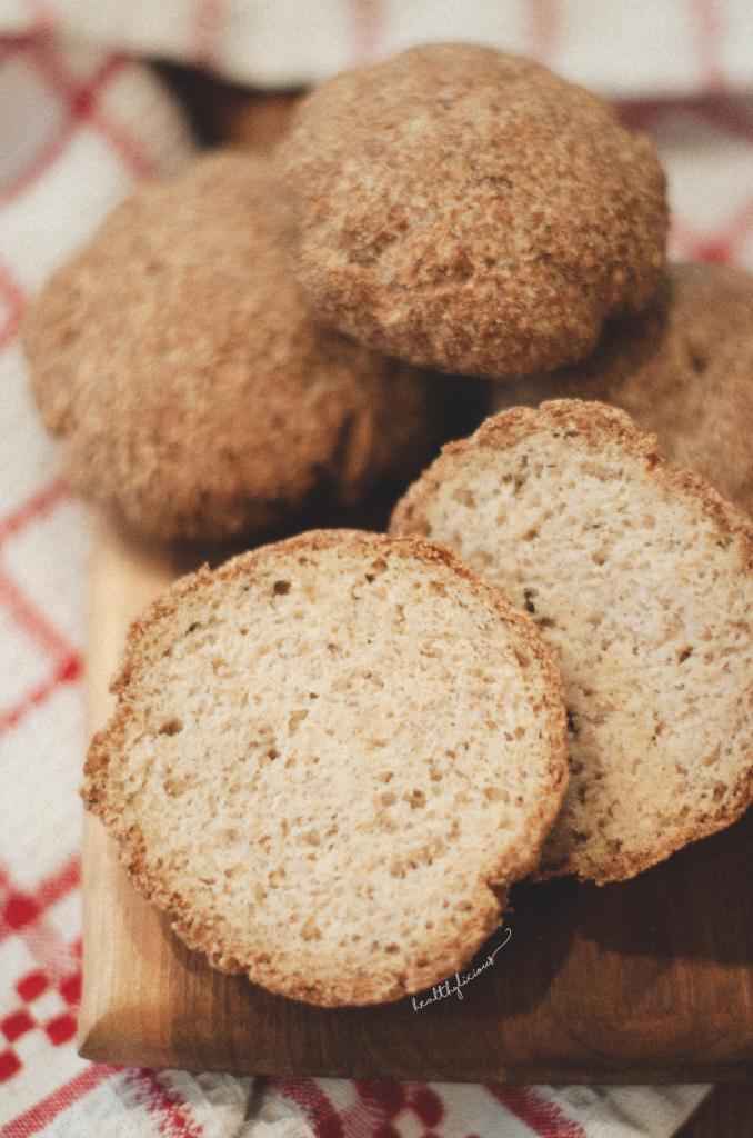 Кето безглутенови хлебчета