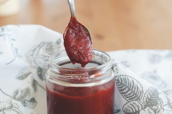 Домашен здравословен кетчуп