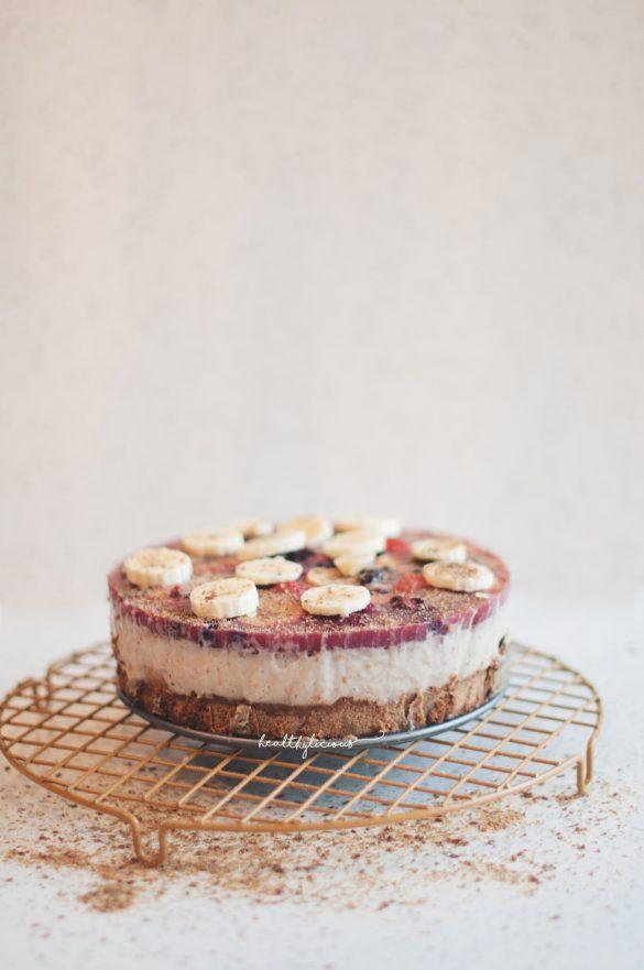 Торта веган