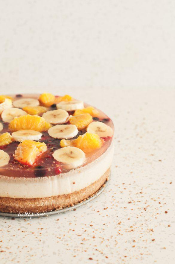 Торта плодова пита