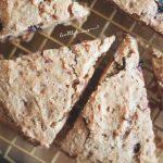 Скони или сладки чаени хлебчета