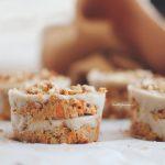 Морковени мини тортички