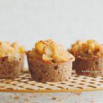 Ябълков пай мини тарт