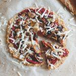 Безглутенова пица с блат от киноа