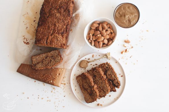 Banana bread cinnamon roll